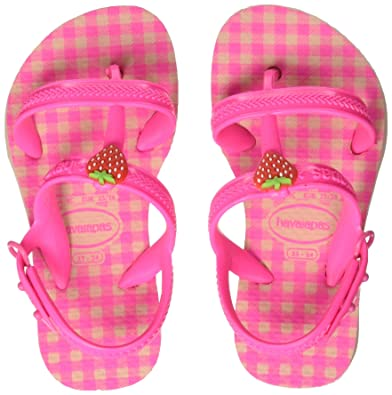 86087ccca153 Havaianas Girls  Kids Joy Spring Ankle Strap Sandals  Amazon.co.uk  Shoes    Bags