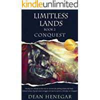 Limitless Lands Book 2: Conquest (A LitRPG Adventure) (English Edition)