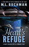 Heart's Refuge (The Future Night Stalkers Book 4)