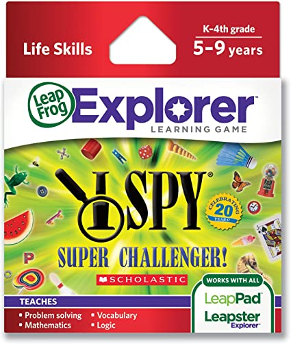 I Spy Super Challenger
