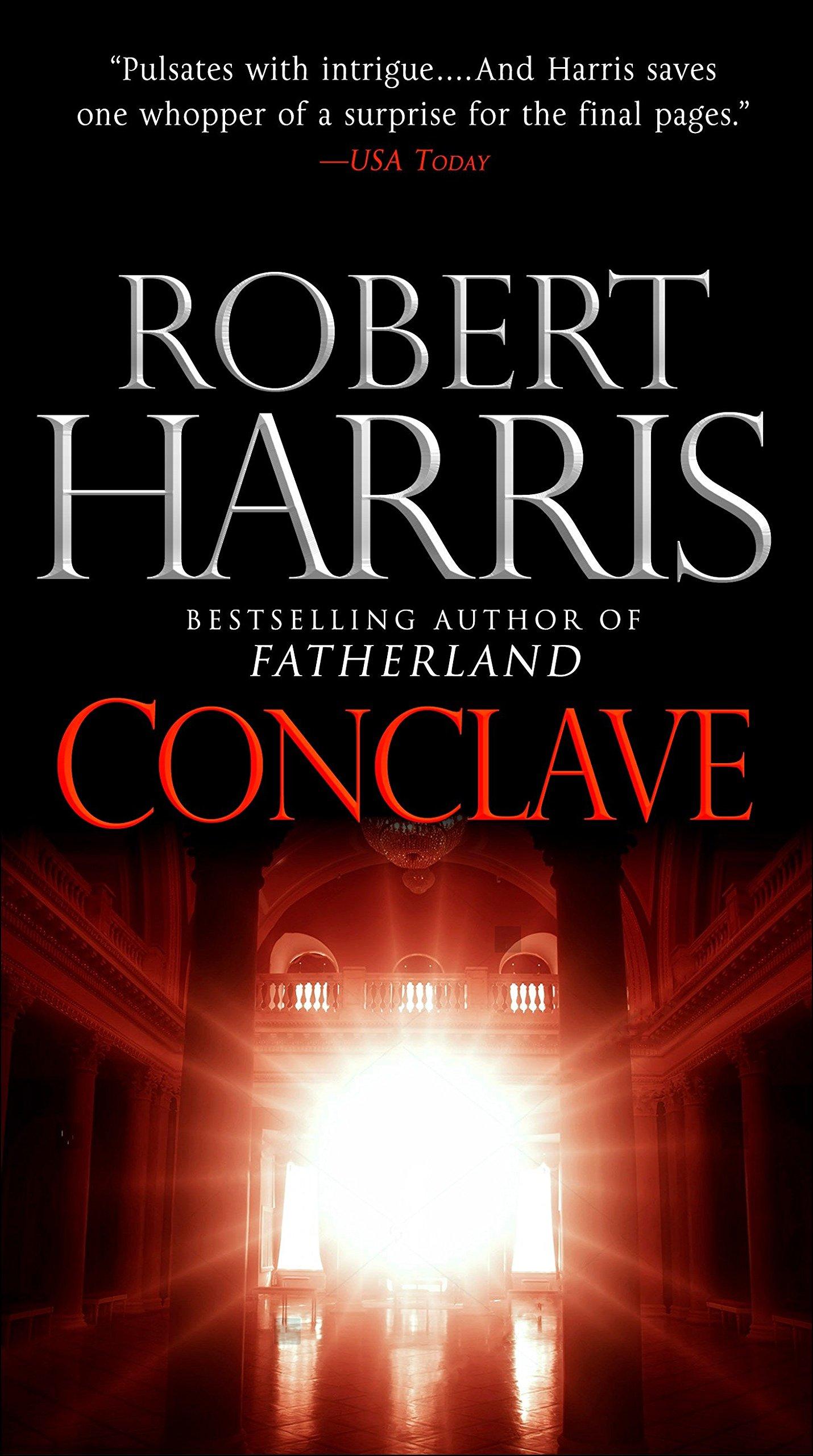 Conclave A novel  Harris, Robert Amazon.de Bücher