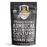 Fermentaholics Organic Kombucha SCOBY with Twelve
