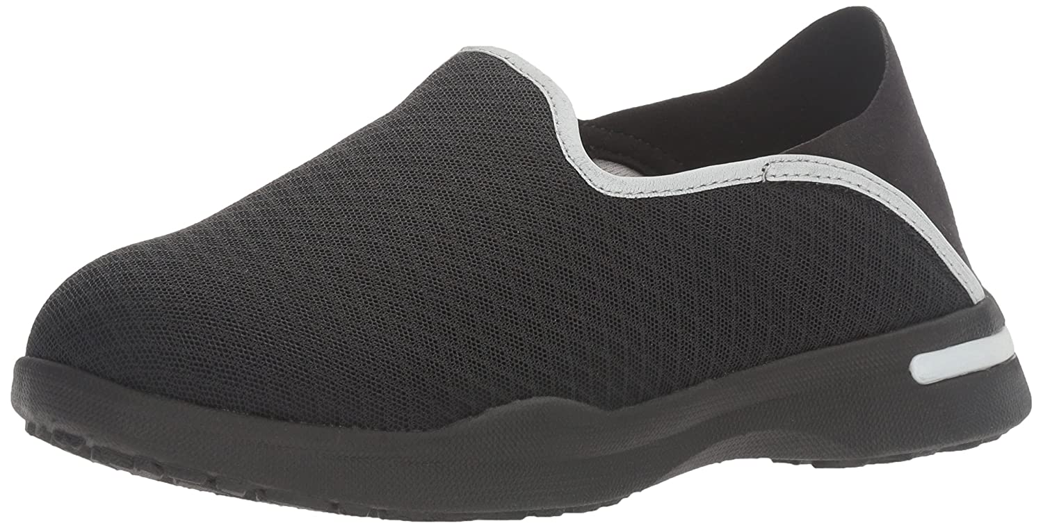 SoftWalk Women's Simba Flat B01HQVQMLQ 7.5 N US|Black