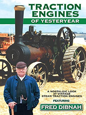 Amazon.com: Traction Engines of Yesteryear: A Nostalgic Look ...
