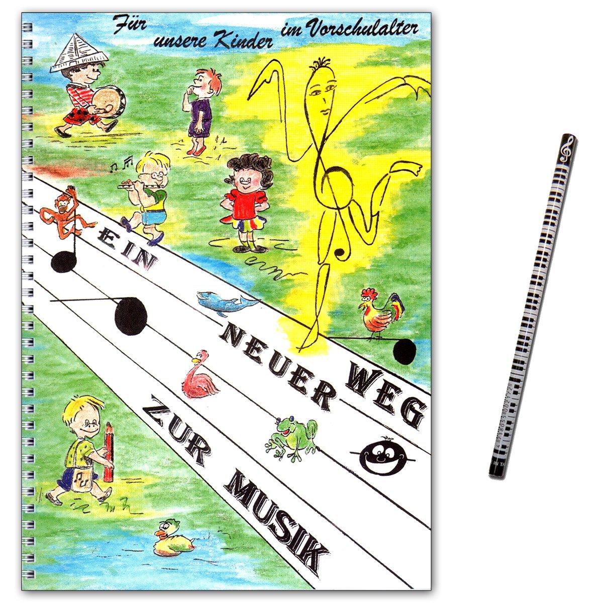 Ein neuer Weg zur Musik für Kinder im Vorschulalter - Ziegler ...