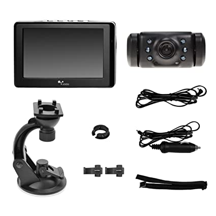 amazon com yada digital wireless backup camera with 4 3 dash rh amazon com yada backup camera wireless 5 monitor yada backup camera wireless 5 monitor