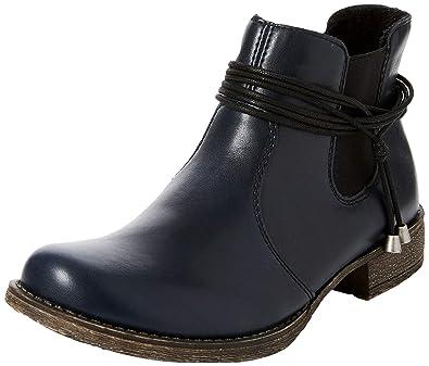 best sneakers 11c9d 1eeb2 Rieker Damen 70863 Chelsea Boots