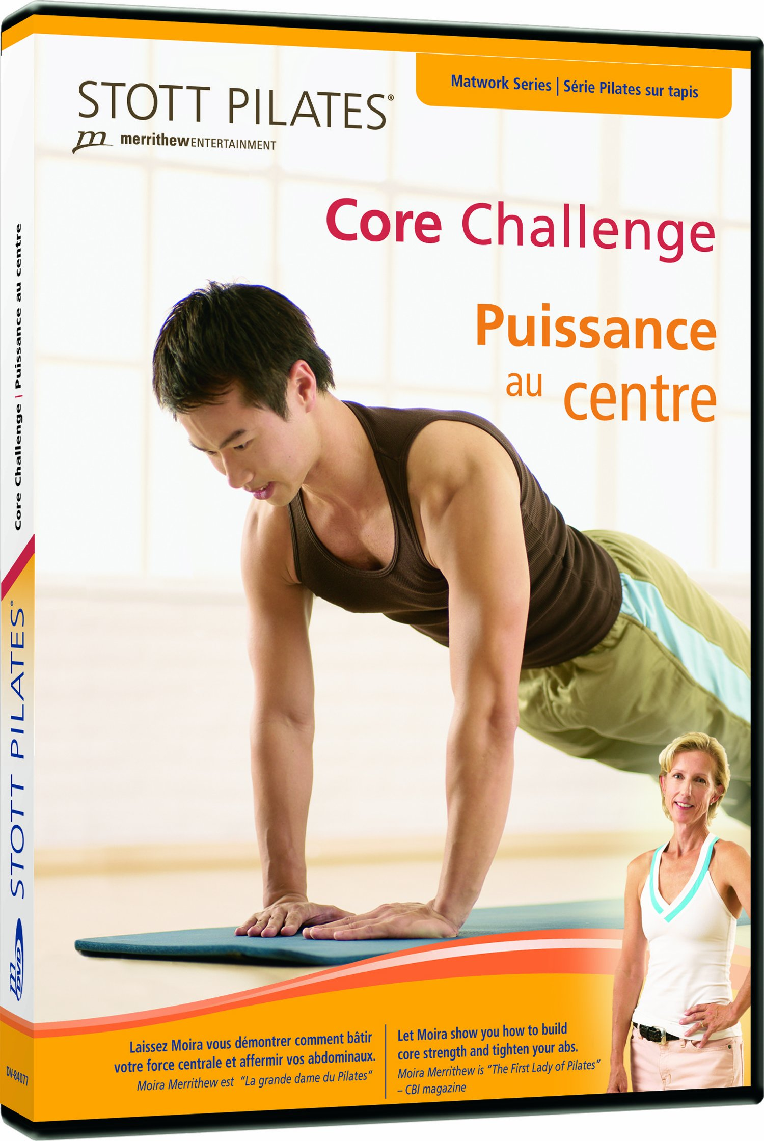 Core Challenge [English/ French Packaging] (Dubbed)