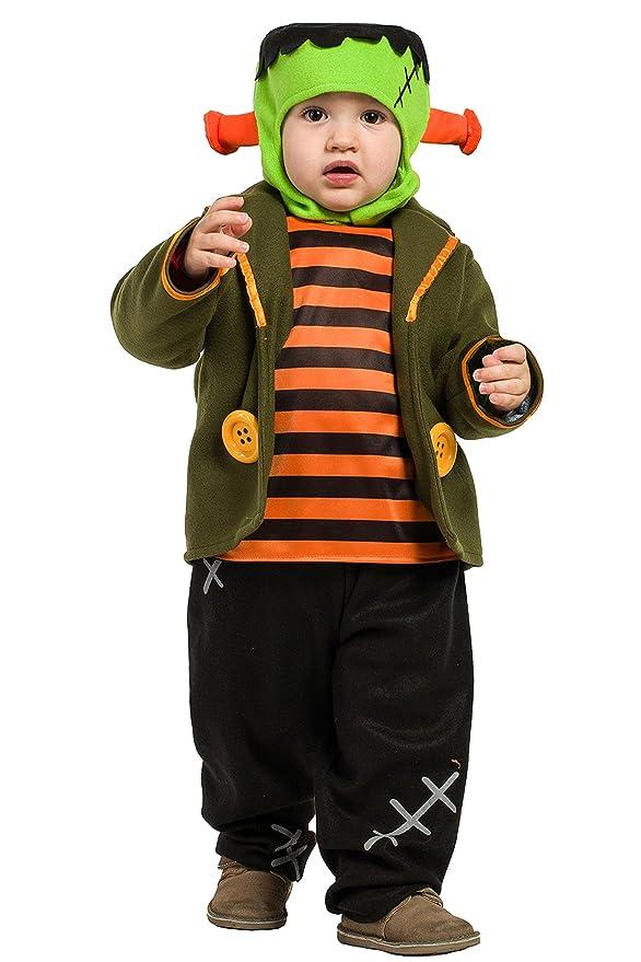 Disfraz Peque-o Frankenstein 7-12 m: Amazon.es: Juguetes y juegos