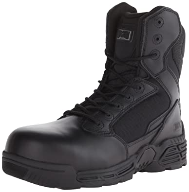 Magnum Men's Stealth Force 8.0 Sz Comp Toe Boot,Black,7 ...