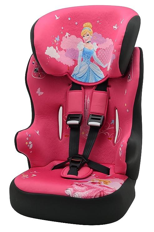 Disney Minnie Group 1//2//3 Racer Car Seat Pink