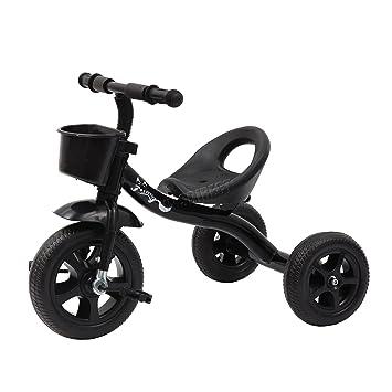 1575c2278ec FoxHunter PlayZone Childrens Trike | Child Tricycle 3 Wheeler Bike | Kids  First Bike | Little
