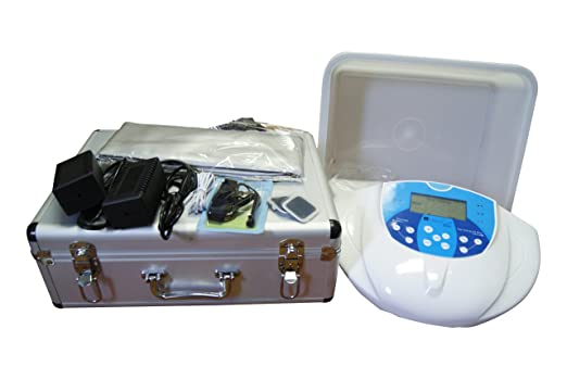 NewCell Elite Ion Detox / Ionic Foot Bath Machine - Complete System