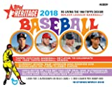 2018 Topps Heritage Baseball Cards - Complete 400