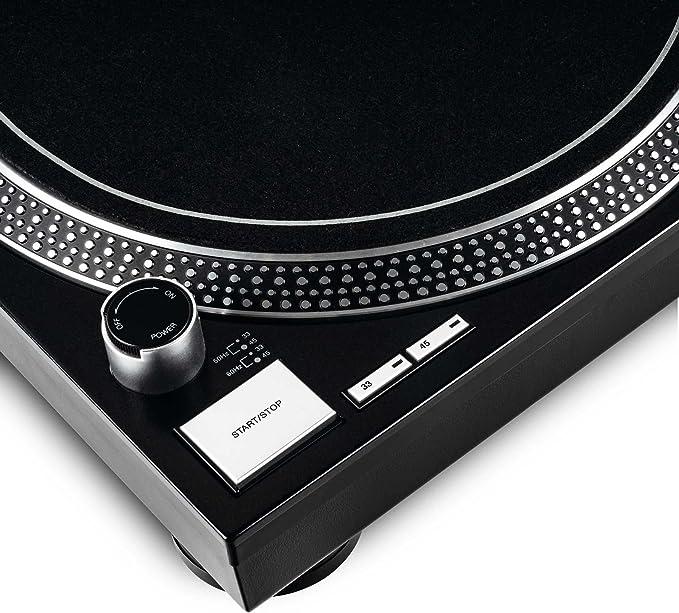 Tocadiscos Reloop RP-2000 MK2 DJ con motor de transmisión directo ...