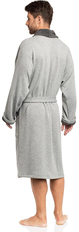 Timone Batas Vestidos de Casa Hombre Modelo 997: Amazon.es: Ropa y accesorios