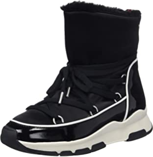 2bf093a37698 Tommy Hilfiger Women s W1285ooli 14c1 Snow Boots  Amazon.co.uk ...