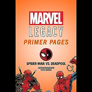 Spider-Man/Deadpool - Marvel Legacy Primer Pages (Spider-Man/Deadpool (2016-2019))