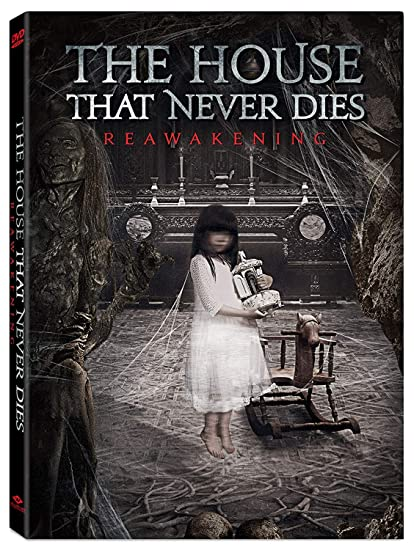 ec81534a303 Amazon.com  The House That Never Dies  Reawakening  Joan Chen ...