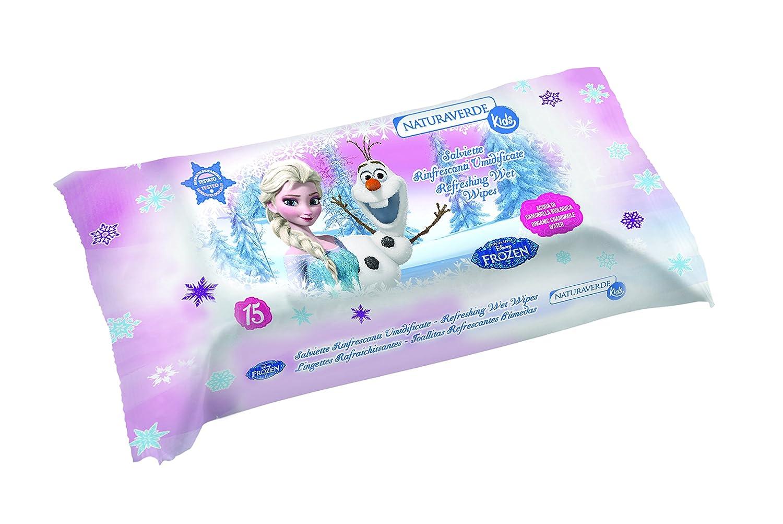 Frozen - Toallitas húmedas, 15 unidades: Amazon.es: Bebé