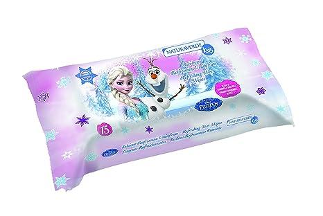 Frozen - Toallitas húmedas, 15 unidades