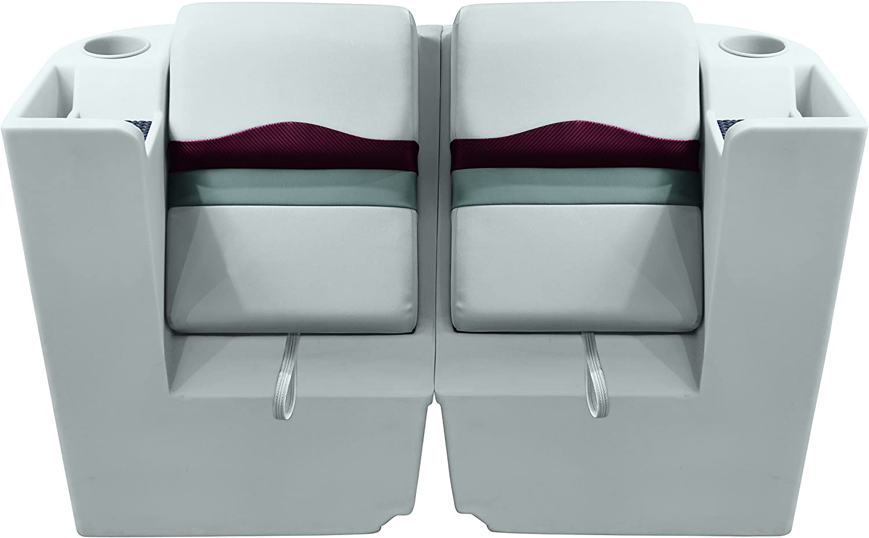 Wise Talon Pontoon Series Bench Back /& Bottom Cushion Set