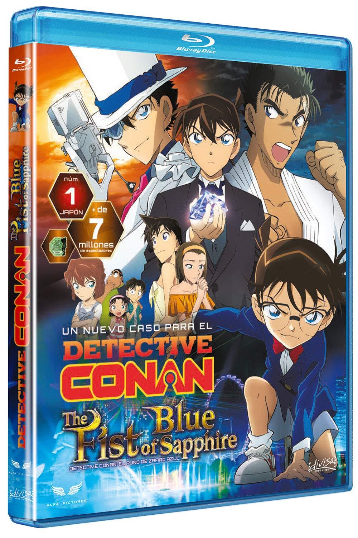 Detective Conan - El puño de Zafiro Azul [Blu-ray]
