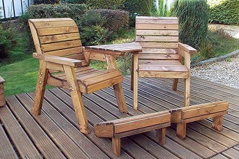 Home Gift Garden - Asiento de Madera para acompañante y ...
