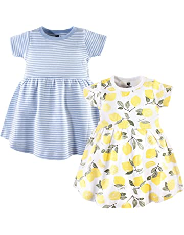 9d0390e1aa962 ... Dress and Cardigan Set. 232. Hudson Baby Girl Cotton Dresses