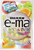 Taste sugar e-ma throat candy pouch colorful fruit change 28gX10 bags