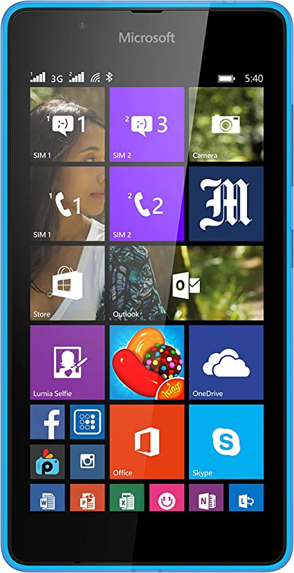 Microsoft Lumia 540 12,7 cm (5