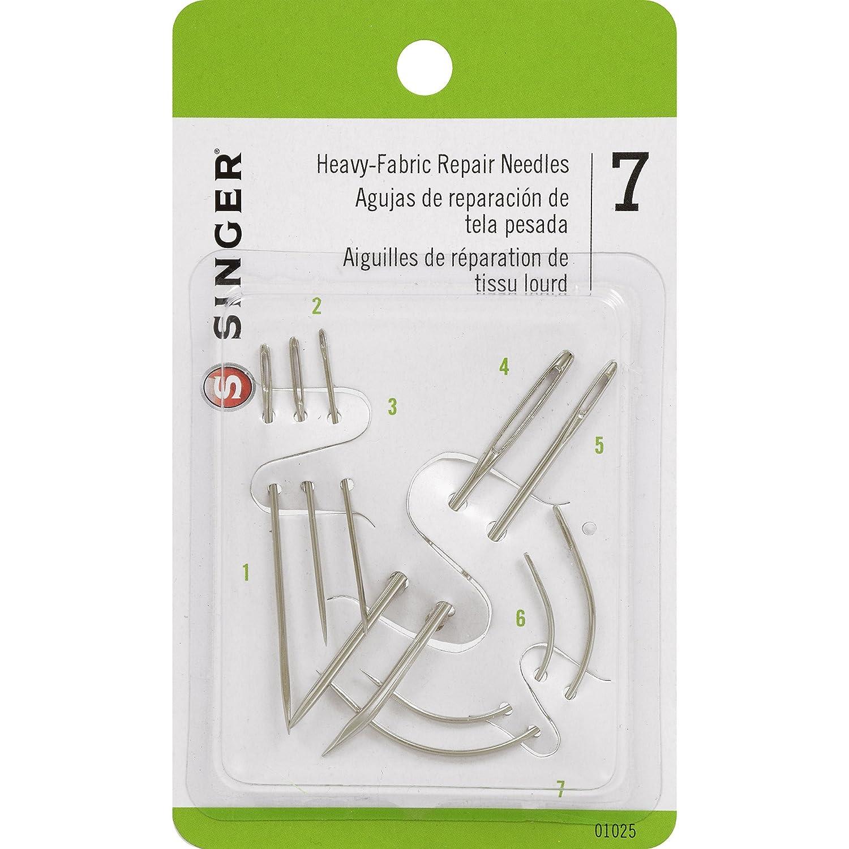 23e0af7a0e5 Amazon.com  SINGER 01025 Heavy Duty Household Hand Needles