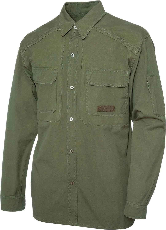 BENISPORT - Camisa 100% algodón country: Amazon.es: Ropa y accesorios