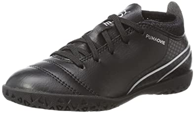 Puma One 17.4 It Jr, Chaussures de Football Mixte Enfant