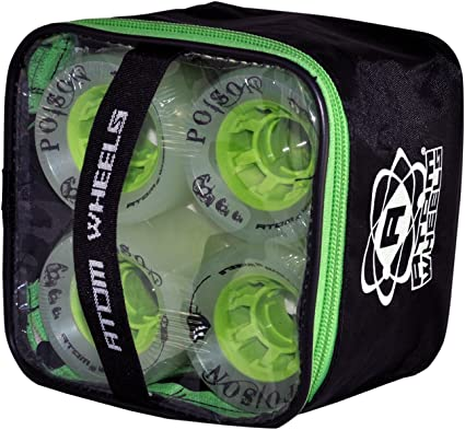 Amazon.com: Atom Quad Bolsa de Rueda: Sports & Outdoors