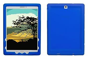 BobjGear Carcasa Resistente para Tablet Samsung Galaxy Tab S2 9.7 - Bobj Funda Protectora (Azul)