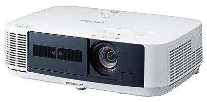Ricoh PJ WX5361N Video - Proyector (5000 lúmenes ANSI, LCD ...