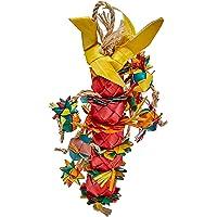 Planet Pleasures Bird Tower Piata Bird Toy, Small