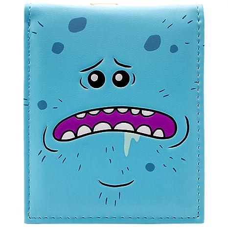 Cartera de Rick & Morty Mr Meeseeks Existence is Pain Azul ...
