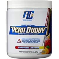 Ronnie Coleman Signature Series Yeah Buddy Extreme Energy Pre-Workout - Strawberry Lemonade -270g