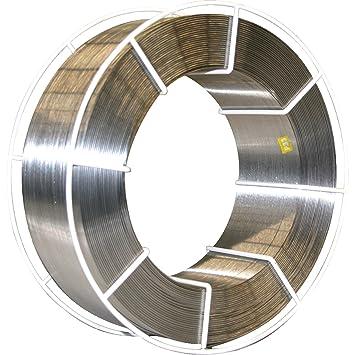technolit MSG aloxal alambre de soldadura - Electrodo gas alambre div. tamaño VPE 7 kg: Amazon.es: Bricolaje y herramientas