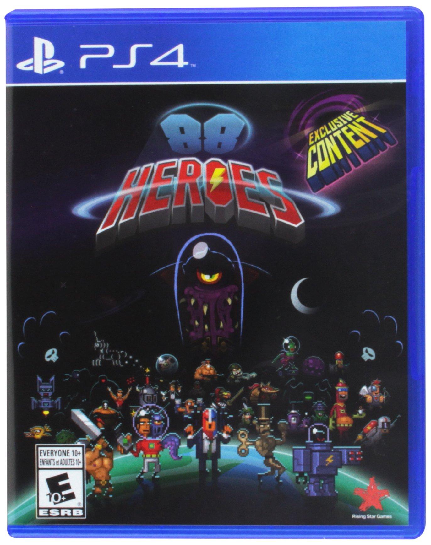 88 Heroes PS4 - PlayStation 4