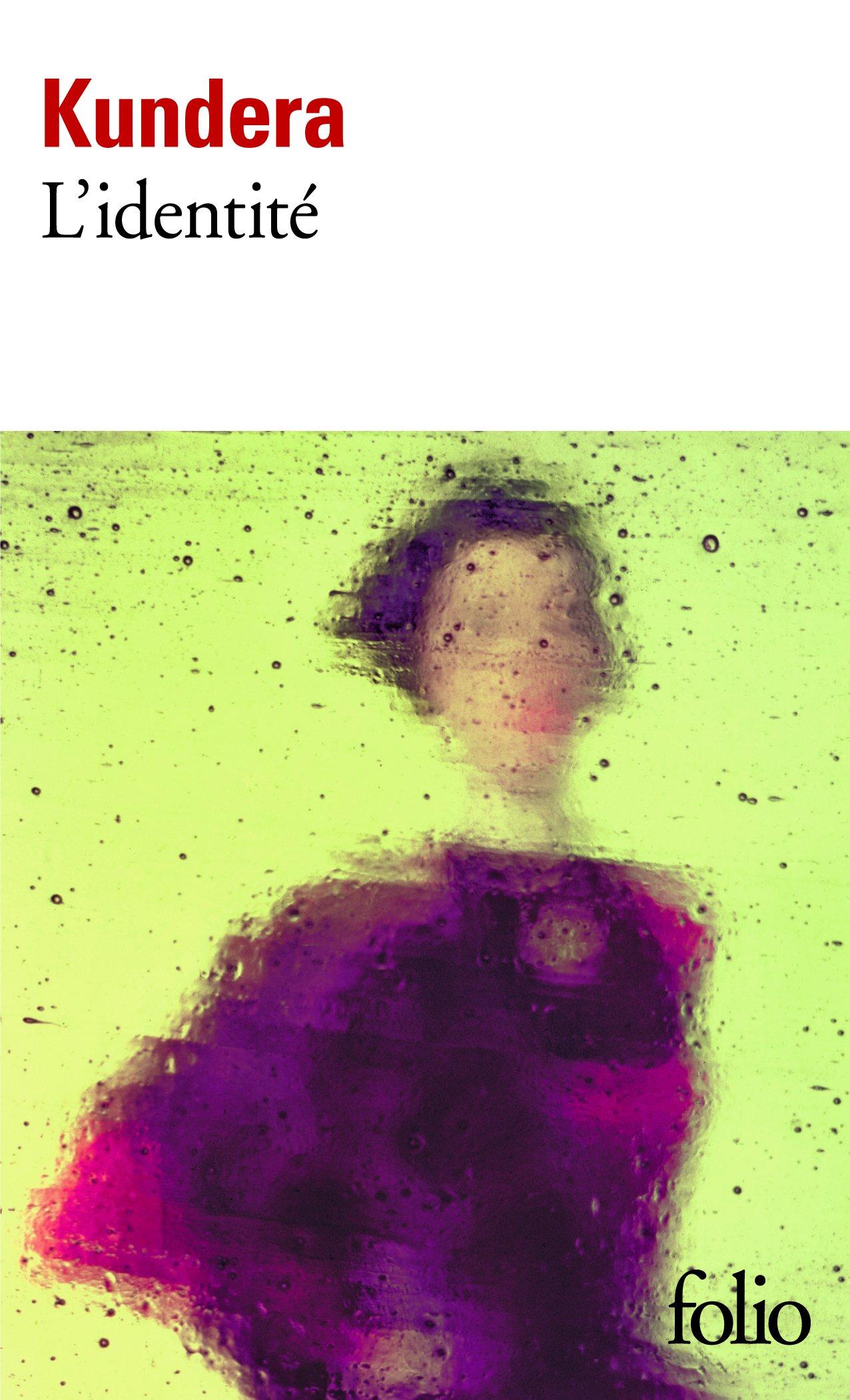 L'identité - Milan Kundera
