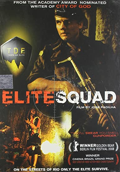 Amazon in: Buy Elite Squad DVD, Blu-ray Online at Best