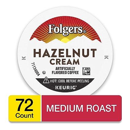 Cápsulas de café de Folgers para usar con ...