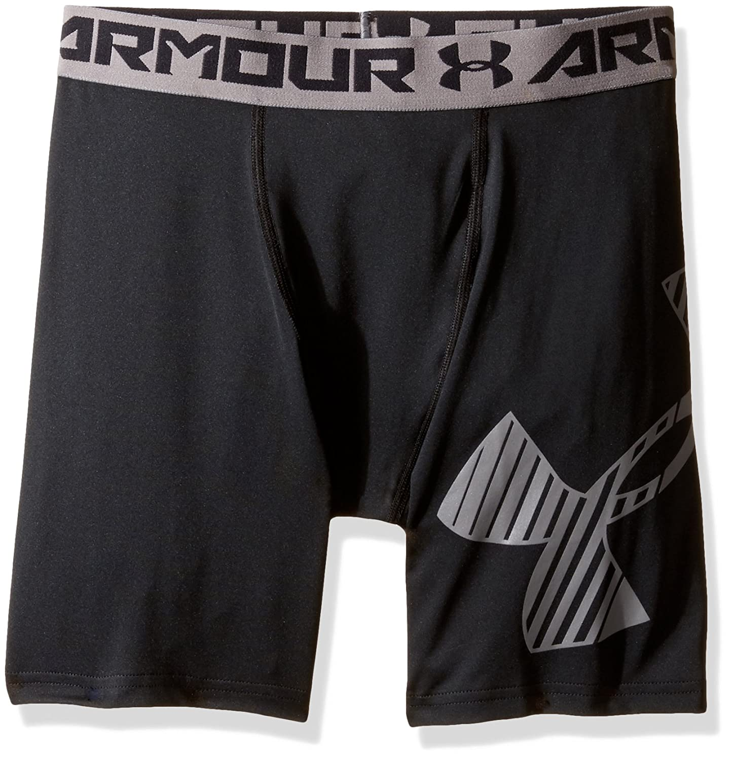 Under Armour Boys' HeatGear Armour Mid Shorts Under Armour Apparel 1289960