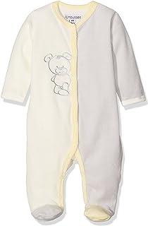 e14f3f19b Kinousses 910 2022 pijama para bebé pequeño oso caché 3 Meses color blanco