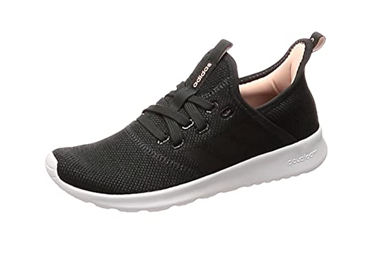 best sneakers 71783 a7c4d adidas Cloudfoam Pure, Scarpe Running Donna, Bianco FtwwhtCblack 000, 36 2