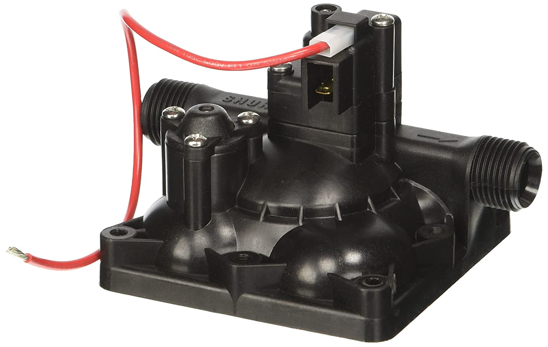 8168emB9b2L._SL1500_ amazon com shurflo 94 800 00 model 4008 complete housing automotive Shur Flo Diaphragm Pump Wiring at panicattacktreatment.co
