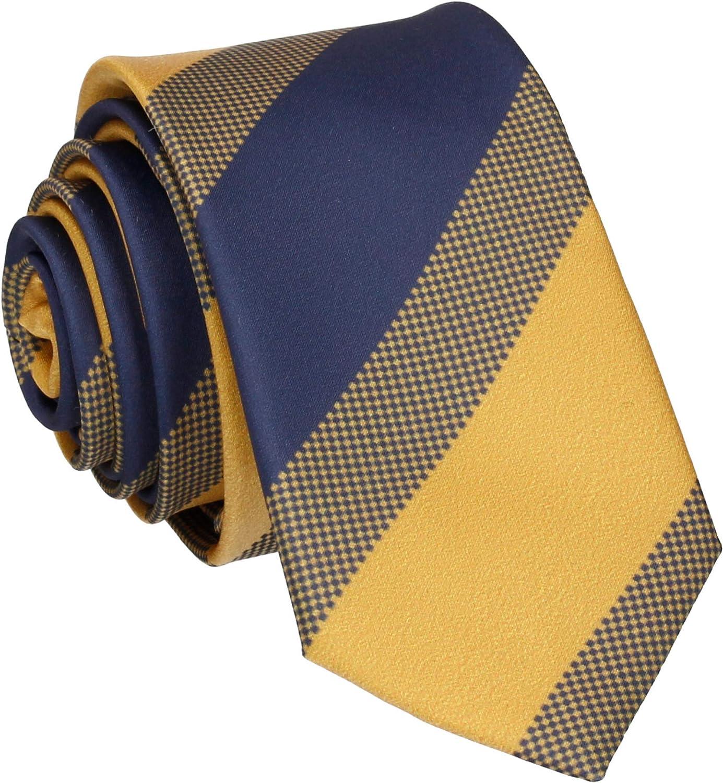 Mrs Bow Tie Sierra Stripes Necktie Standard Tie Skinny Tie
